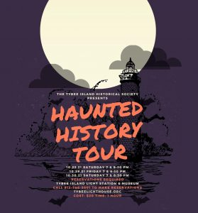 Halloween Event Tybee Lighthouse Haunted History Tour